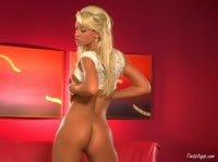 Секси блонди