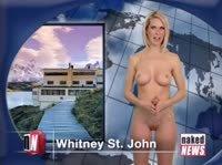 Эротические новости с сексуальной блондинкой