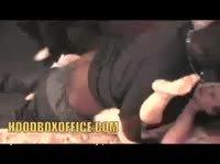 Крутой черномазый пикапер дерет случайных телочек