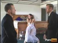 За пару минут до свадьбы женщина успела неплохо перепихнуться