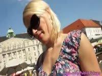 За 5 минут минут секс блондинка заработала 30.000 крон