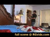 Быстрый секс в гостиничном номере