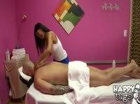 Сексуальный тайский массаж