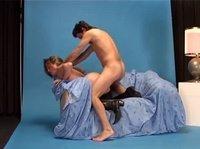 Секс на фотосессии