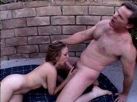 Секс с служанкой