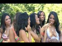 Афроамериканская групповушка