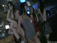 Молодежная секс вечеринка