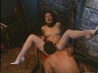 Секс парочки в средневековом стиле