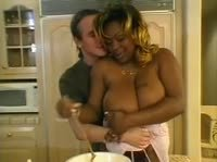 Кухонный секс