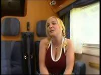 Порка в поезде