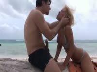 Анальные страсти на тропическом острове